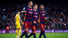 Lionel Messi, Neymar, Luis Suarez all back in Barcelona training after break