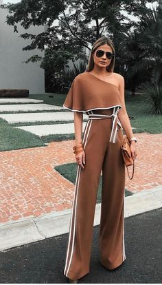 Jumpsuit date night outfit