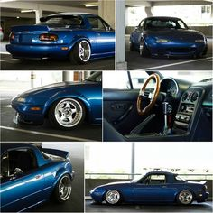 Weird Cars, Crazy Cars, Mx5 Parts, Thing 1, Mazda Miata, Mk1, Luxembourg, Automobile, 21st
