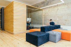 A Tour of Pixelmatters' Sleek New Porto Office - Officelovin'