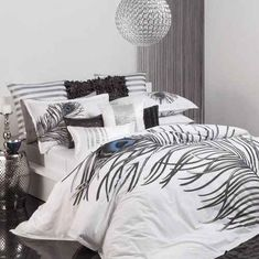 My dream!!  Peacock Bedding & Bedroom Decorating Ideas by lois