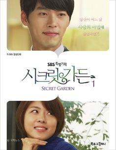 Secret Garden Hyun Bin - Ha Ji Won Comedia-Romance 20 Cap