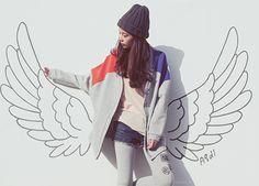 oversized cardigan   k-fashion kfashion korean fashion  