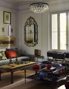 Simon Watson / Interiors / Isabel Lopez Madrid AD