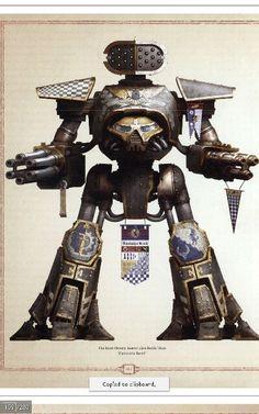 Mars pattern titan