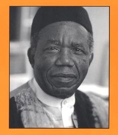 Chinua Achebe was a Nigerian novelist, poet, professor, and critic. He is best known for his first novel and magnum opus, Things Fall Apart (1958), which is the most widely read book in modern African literature.
