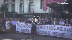 Homenaje a Miguel Ángel Blanco. Carmena empieza su discurso abucheada y termina aplaudida. http://www.ledestv.com/es/noticias/actualidad-politica/video/abucheos-y-aplausos-en-el-discurso-de-carmena-en-homenaje-a-miguel-angel-blanco/3681