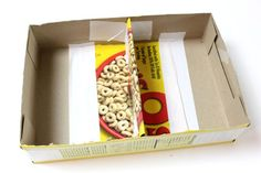Create Your Own Cardboard Box Desk Drawer Organizers Desk drawer organizers made from cereal and cookie boxes are a great way to get your work space in order. Cereal Box Organizer, Diy Drawer Organizer, Desk Organization Diy, Drawer Organisers, Diy Desk, Organising, Organisation Ideas, Old Dresser Drawers, Desk With Drawers