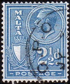 Malta 1926 King George V SG 162 Fine Used Scott 136 Other European and British Commonwealth Stamps HERE!