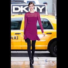 DKNY Fall/Winter 2012 Collection  Photo: Edward James  #fashion #runway #nyfw #newyorkfashionweek #edward_james #style #model #catwalk #fashionweek Cat Walk, Best Sellers, My Photos, Fall Winter, Runway, York, Collections, Model, Black