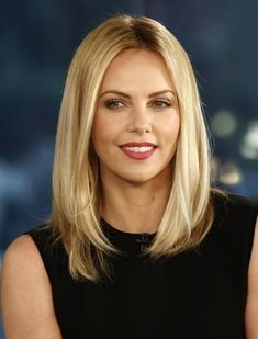There is nothing as timeless as a long bob like this. Champagne highlights and layers to frame your face, its a perfect style for anyone on the go!
