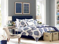 Bedroom Design Inspiration & Bedroom Décor Inspiration   Pottery Barn