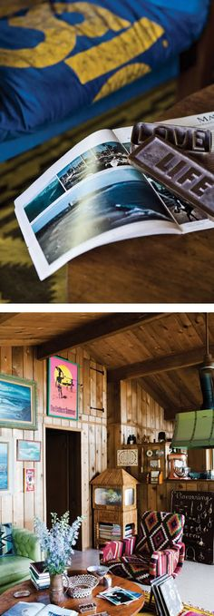 Travel lusting right now...who wants to come to the Chandelier Surf Shack?  #Holidays