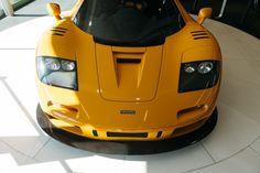 McLaren F1 LM Kevin McCauley / mccauleyphoto
