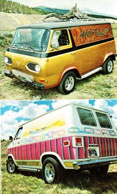 Days of the Shaggin' Wagon: A Look at 1970s Custom Vans - Flashbak