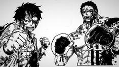 Luffy vs Katakuri hype!!, One Piece Chapter 893