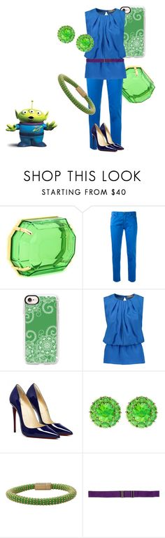 """""""Untitled #20"""" by iluv2sing74 ❤ liked on Polyvore featuring Charlotte Olympia, Armani Jeans, Casetify, Emilio Pucci, Color My Life, Carolina Bucci and Lanvin"""