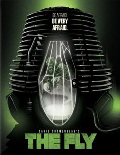 The Fly (1986) movie #poster, #tshirt, #mousepad, #movieposters2