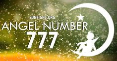 Angel Number 777 is a sign for good things to come - Angel Number 777 has the additional connotation that your Angels are incredibly close to you during this time. While they are always present, your connection to them is especially strong. This is likely because of your increased awareness of the spiritual realm and the universal energies. This proximity to your guardians means that now is a wonderful time to seek their guidance. Ask them questions, and keep your eyes open for the answers…