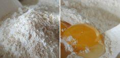Clătite marocane din aluat poros: 1000 și 1 de găuri la suprafață. Aerate și fine ca nourașii! - Bucatarul Baked Breakfast Recipes, Breakfast Bake, Diy Food, Cooking Recipes, Eggs, Bread, Baking, Appetizers, Chef Recipes