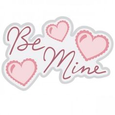 Be-Mine-SVG-Title