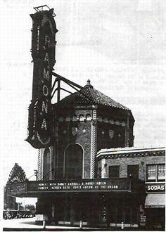 Ramona movie theater 6 mile and Gratiot Detroit, MI