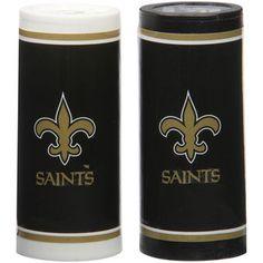 New Orleans Saints Salt & Pepper Shakers