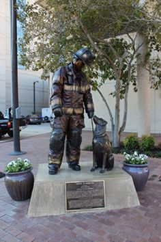 National Fire Dog Monument wins 'Monument Madness' contest