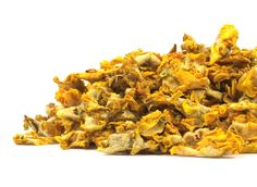 The silvery green leaves and bright yellow flowers of mullein have been utilized for thousands of years in traditional medicine to soothe the upper respiratory tract and appease and repel evil spirits. This gentle herb has been used extensively in European and North American folk medicine and thus has a plethora of folk tales associated with it. Presently, mullein can be found at health food stores often prepared as soothing leaf tea or an ear oil made of the infused flowers.