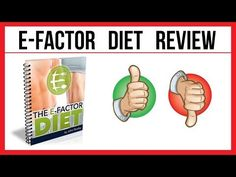 The E Factor Diet Review - Real Look Inside E Factor Diet - 5 Tips to Lo...