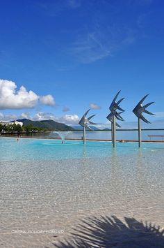 Esplanade Lagoon, Cairns