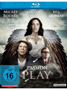 PASSION PLAY (Blu Ray)