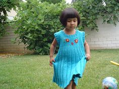 Ravelry: Embroidered Dress pattern by Debbie Bliss