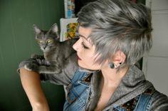 cute cut, not cat