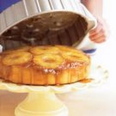 Pineapple Upside-Down Cake Recipe | Key Ingredient