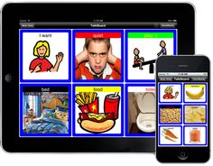 A must see! PicBoard and TalkBoard! Turn your Ipad. Iphone, IPod Touch into a visual prompt and communication aid board. Pinned by SOS Inc. Resources @sostherapy pinterest.com/....