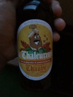 La Chalereuse - bière du Chauve
