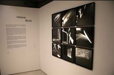 "Images by Helene Binet of the Berlin Jewish Museum, as seen in the ""Constructing Worlds"" exhibition at Barbican, 2014."