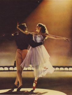 Robert Helpmann & Moira Shearer in  The Red Shoes, by Powell and Pressburger