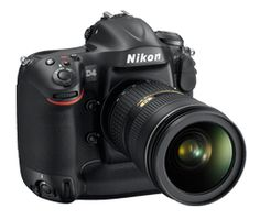 Nikon - D4