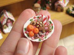 PetitPlat Miniatures par Stephanie Kilgast: noël