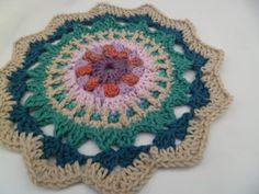 Cotton Mandala