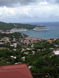 Carnival Cruise St Thomas