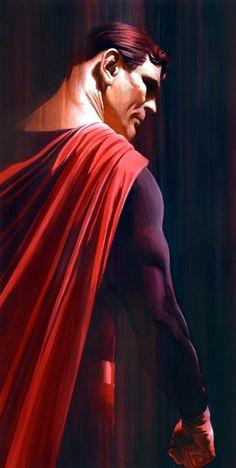 Superman - Alex Ross                                                                                                                                                                                 Plus