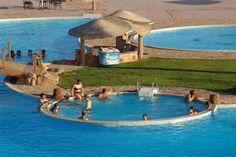 Beach resort with water sport opportunities. The Equinox El Nabaa Resort enjoys a 1300 meter, private Red Sea beach front. #beach #beautiful #holiday #resort  http://thebeachfrontclub.com/beach-hotel/africa/egypt/marsa-alam/abu-dabbab-bay/equinox-el-nabaa-resort/#overview