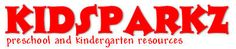 KidSparkz preschool and kindergarten resources