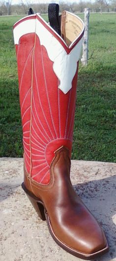 Cowboy/Cowgirl  Sonora Collar  Rising Sun Stitch  Sheridan Brown Bottom