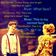 Doctor Who quotes!
