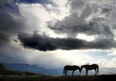 Storm clouds in the valley  By Perry Backus of the Ravalli Republic