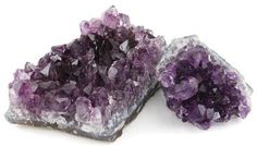 This wonderful collection offers to you a number of beautiful amethyst crystal clusters. Rather than the singular amethyst points we commonly see as part of jewelry, or as polished stones, these clusters display arrays of beautiful crystalline formations, all imbued with the violet coloring of amethyst. Dazzling, natural formations, the number of points in each individual cluster is almost impossible to count. Beautiful to look at, each amethyst cluster is also a wonderful addition to…